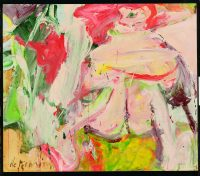 de-kooning_untitled-woman-in-forest