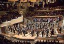 El Museo Guggenheim Bilbao, en colaboración con la Sociedad Filarmónica de Bilbao, acoge este domingo la retrasmisión de un concierto de la Filarmónica de Berlín
