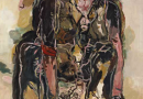 Georg Baselitz. The Heroes