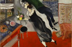 Chagall: The Breakthrough Years, 1911–1919