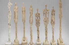 Alberto Giacometti. Atzera begirakoa