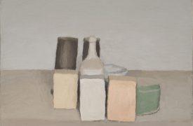 Un regard en arrière :  Giorgio Morandi et les maîtres anciens