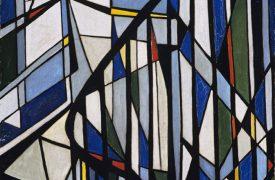 Lygia Clark. Pintura eremu esperimental gisa, 1948-1958