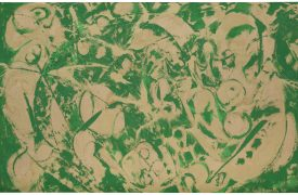 Lee Krasner. Couleur vive