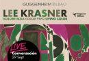 Conversación en Streaming sobre Lee Krasner en el Museo Guggenheim Bilbao